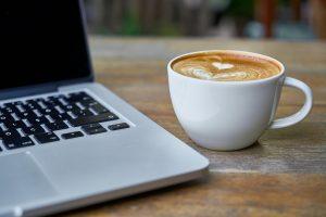 koffie fotografie
